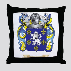 Dalton Coat of Arms Throw Pillow