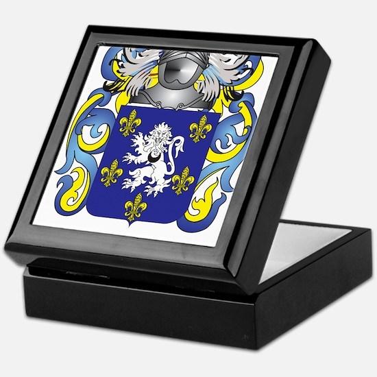 Dalton Coat of Arms Keepsake Box