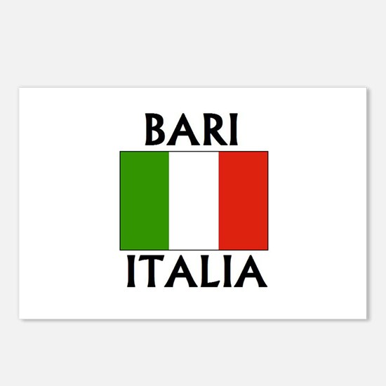 Bari, Italia Postcards (Package of 8)