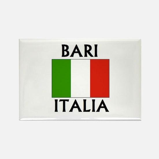 Bari, Italia Rectangle Magnet