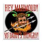 Anti-Ahmadinejad Tile Coaster