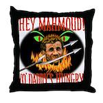 Anti-Ahmadinejad Throw Pillow
