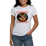 Anti-Ahmadinejad Women's T-Shirt