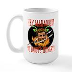 Anti-Ahmadinejad Large Mug