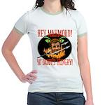 Anti-Ahmadinejad Jr. Ringer T-Shirt