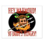 Anti-Ahmadinejad Small Poster