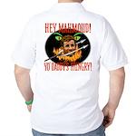Anti-Ahmadinejad Golf Shirt