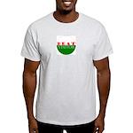 Beat Visitor | Ash Grey T-Shirt