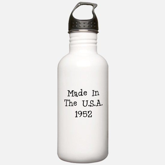 Made in the usa 1952 Water Bottle