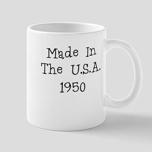 Made in the usa 1950 Mug