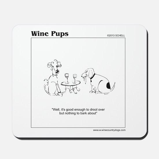 www.winecountrydogs.com Mousepad