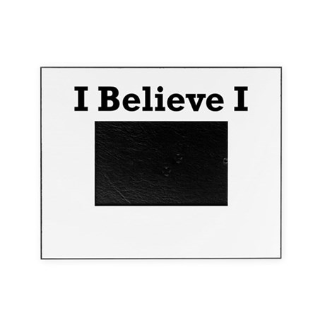 I BELIEVE I CAN FLY Picture Frame by SHIRTSGIFTSANDMORE