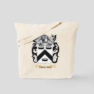 Darling Coat of Arms Tote Bag