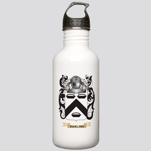 Darling Coat of Arms Water Bottle