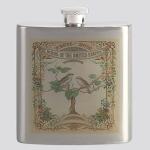 Nests & Eggs Flask