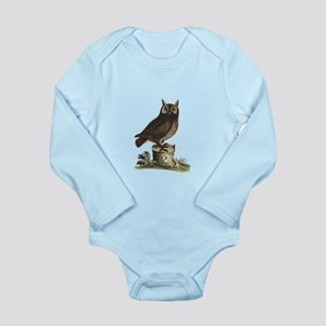 A Little Owl Body Suit