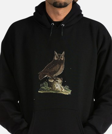 A Little Owl Hoody