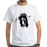 Native american Mens Classic White T-Shirts