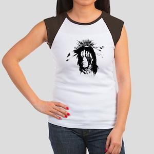 0fc2822ec2e Native American Indian Women s Cap Sleeve T-Shirts - CafePress
