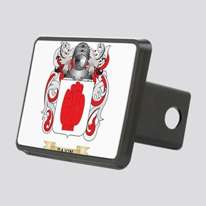 Davin Coat of Arms Hitch Cover