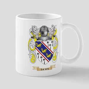 Dawe Coat of Arms Mug