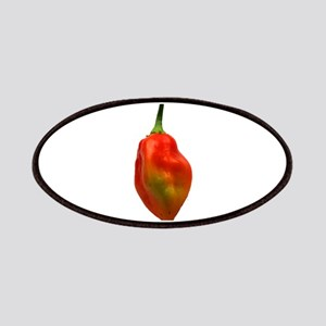 Habernero Single Pepper Photograph Patches