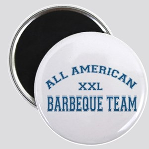 AA Barbeque Team Magnet
