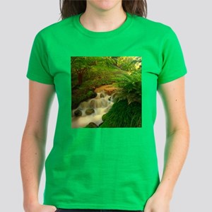 Stream in the forest T-Shirt