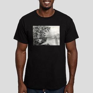 View on Lake George NY - 1866 T-Shirt