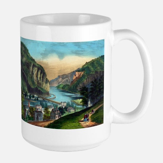View of Harpers Ferry, Va. - 1907 Mugs