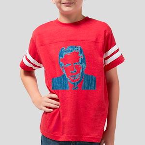 blue jimmy carter Youth Football Shirt