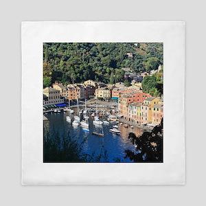 Portofino Queen Duvet