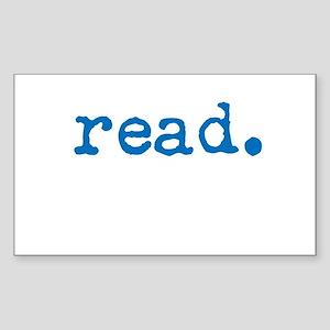 Read. Sticker