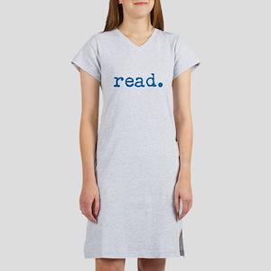 Read. Women's Nightshirt