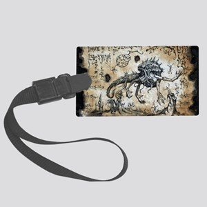 Spawn of Dagon Large Luggage Tag
