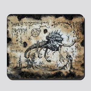Spawn of Dagon Mousepad