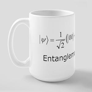 Entanglement Large Mug