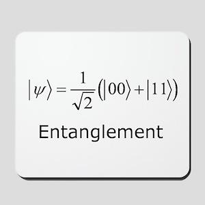 Entanglement Mousepad