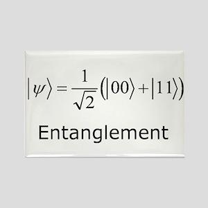 Entanglement Rectangle Magnet