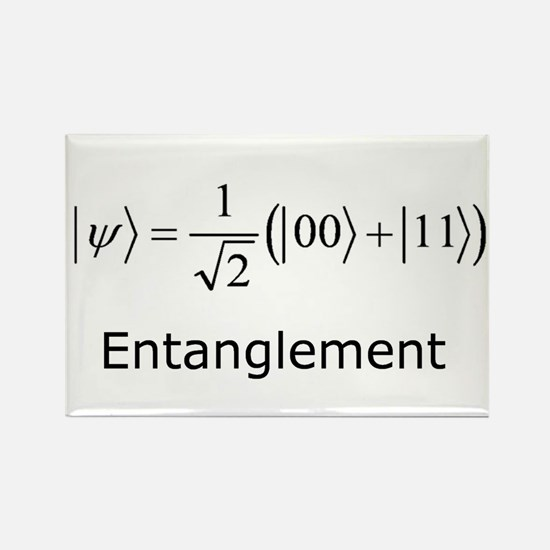 Entanglement Rectangle Magnet