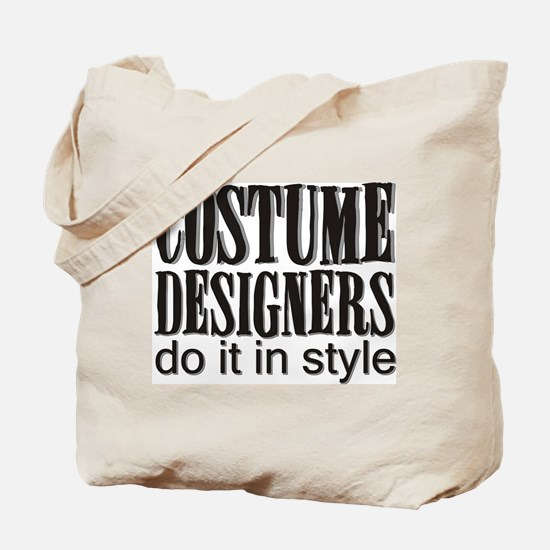 Costume Designers do it in St Tote Bag