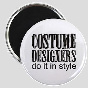 Costume Designers do it in St Magnet