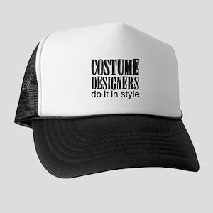 Costume Designers do it in St Trucker Hat