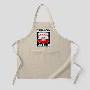 Chicago Polish American Apron