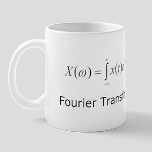 Fourier Transform Mug