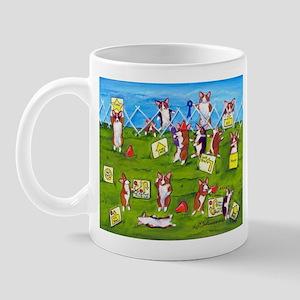 Rally O No! Mug