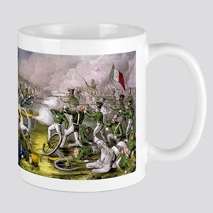 Battle of Buena Vista - 1847 11 oz Ceramic Mug