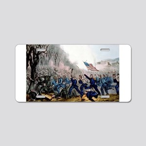Battle of Mill Spring, Ky - 1862 Aluminum License
