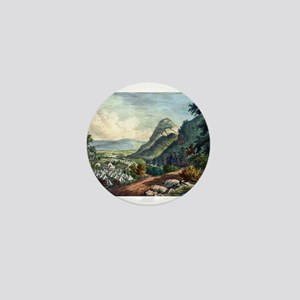 The valley of the Shenandoah - 1864 Mini Button