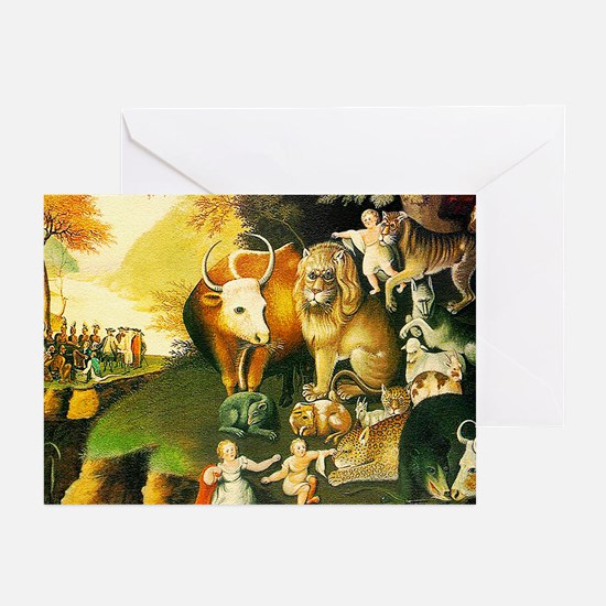 PEACEABLE KINGDOM Cards (Pk of 10)